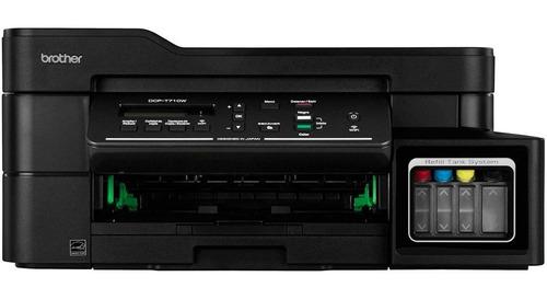 Multifuncional Tinta Continua Brother Dcp-t710w Adf Wi-fi