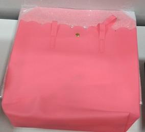 Bolsa Para O Verão Rosa 38 X 9 X 33 Cm - Boticario