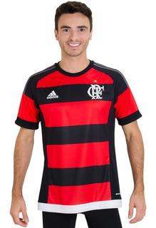 Camisa adidas Flamengo Oficial 1 2015 + Nota Fiscal Ctsports
