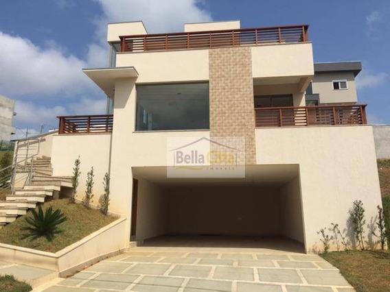 Casa Residencial À Venda, Bella Citta Jardim Marica / Fazenda Rodeio, Mogi Das Cruzes. - Ca0468