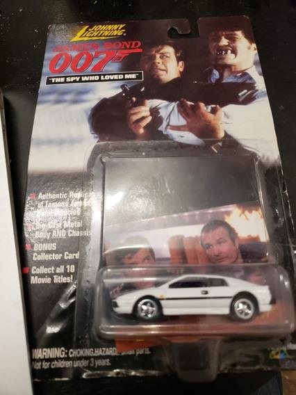 Lotus Esprit James Bond The Spy Who Lo 1/64 Johnny Lightning