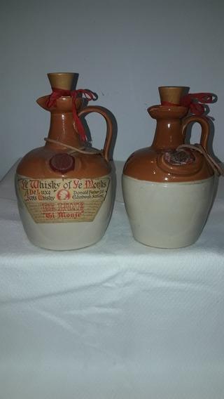 Botellones De Wisky Antiguos.