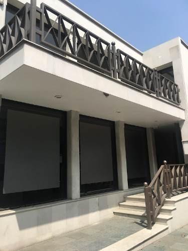 Casa En Renta Lomas De Chapultepec Con Uso De Suelo Para Oficina
