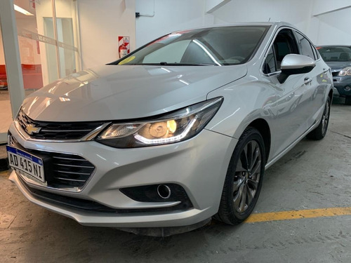 Chevrolet Cruze Ltz At Impecable, Sin Detalles, Única Mano