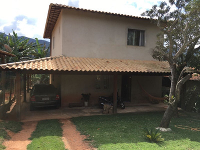 Casa Com 3 Quartos Para Comprar No Casa Branca - Jardim Casa Branca Em Brumadinho/mg - 1147