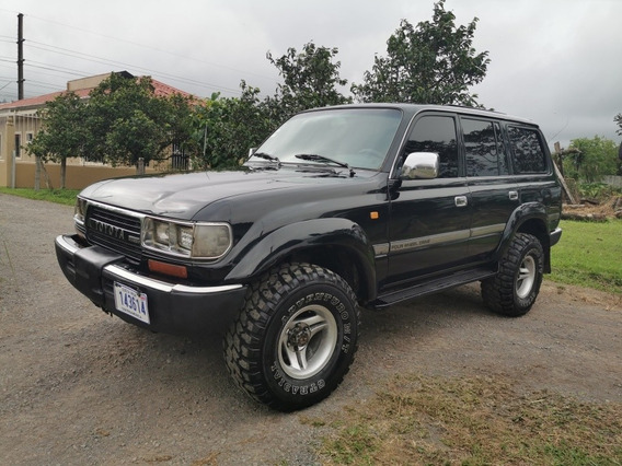 Toyota Land Cruiser Original Diésel