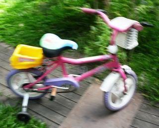 Bicicleta Para Niña Rodado 16´