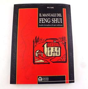 Livro Il Manuale Del Feng Shui Em Italiano B3958