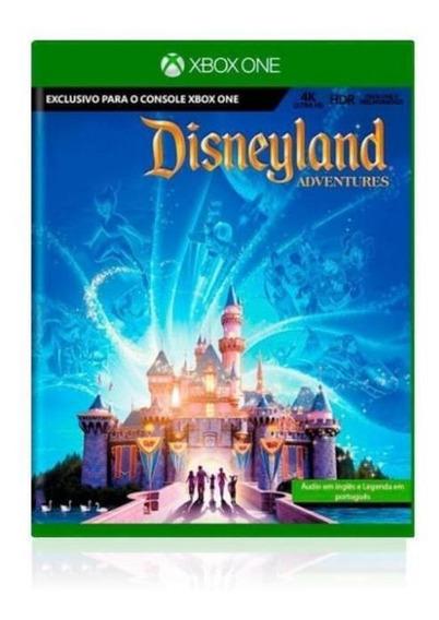 Jogo Game Disneyland Adventures - Xbox One