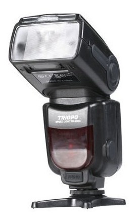 Flash P/ Nikon Triopo Tr-960ii D7100 D3200 D5300 D3100 D3400