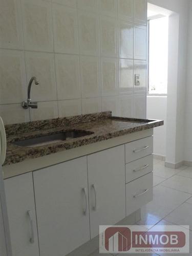 Imagem 1 de 15 de Apartamento Para Venda Em Taubaté, Estiva, 2 Dormitórios, 1 Banheiro, 1 Vaga - Ap0515_1-1702251