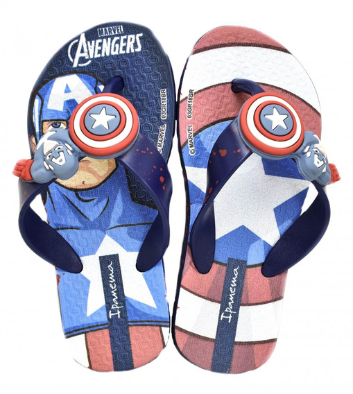 Chinelo Avengers 26160 Infantil