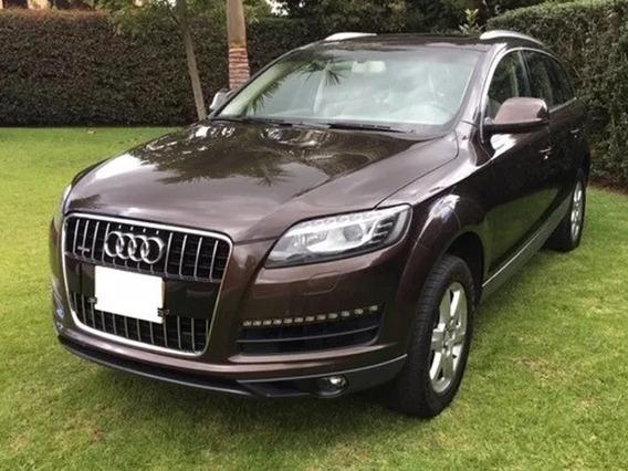 Audi-q7 Tfsi Gasolina