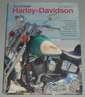 Motos - The Ultimate Harley-davidson ( Inglês )