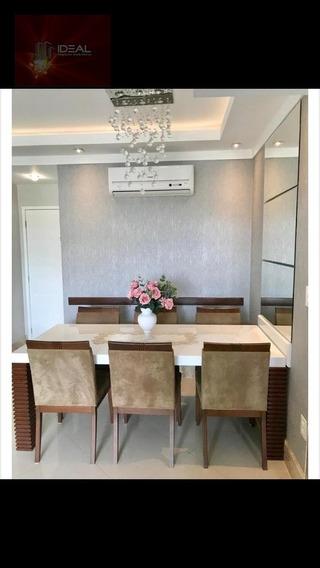 Apartamento Em Parque Flamboyant - Campos Dos Goytacazes - 9245