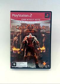 God Of War 2 Ps2 Original