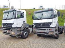 Mercedes-benz Mb 3344 Axor Cavalo 6x4 2011 2544 / 4144 /440