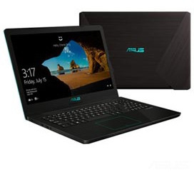 Notebook Asus Amd Ryzen 5 2500u 2°g 8 Gb 1 Tb F570zd-dm387t