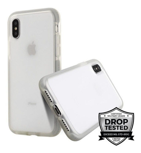 Case Para iPhone X - Xr - Xs Max Prodigee Safetee Smooth