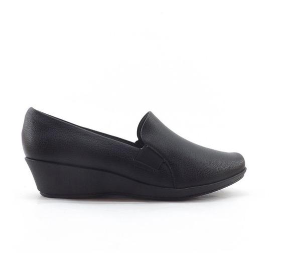 Zapato Mocasin Picadilly Greanado Liviana Comodos Dama Mujer