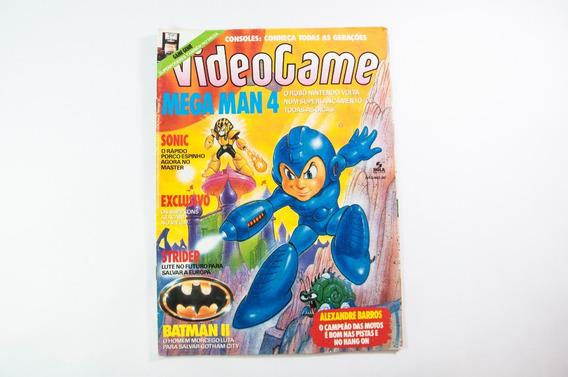 Revista Videogame, Ano 2, N. 12, Março, 1992