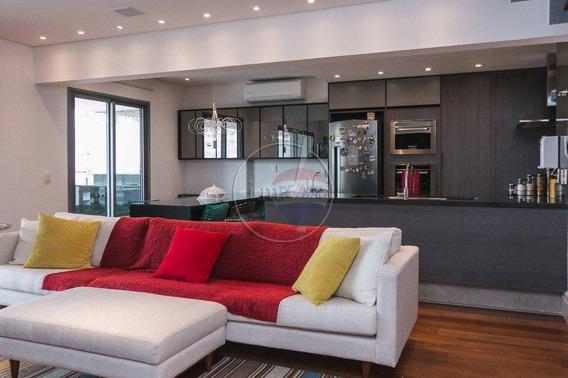 Apartamento Residencial Para Venda E Locação, Vila Nova Conceição, São Paulo - Ap2051. - Ap2051