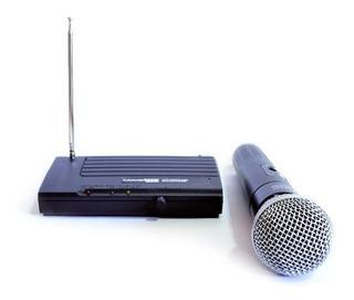 Micrófono Inalámbrico Uhf Carver Pro Cvr300 - Queen Instrume