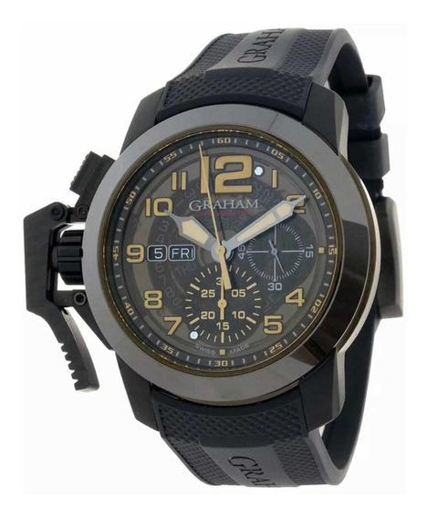 Reloj Graham 100% Nuevo Y Original Para Caballero 47mm