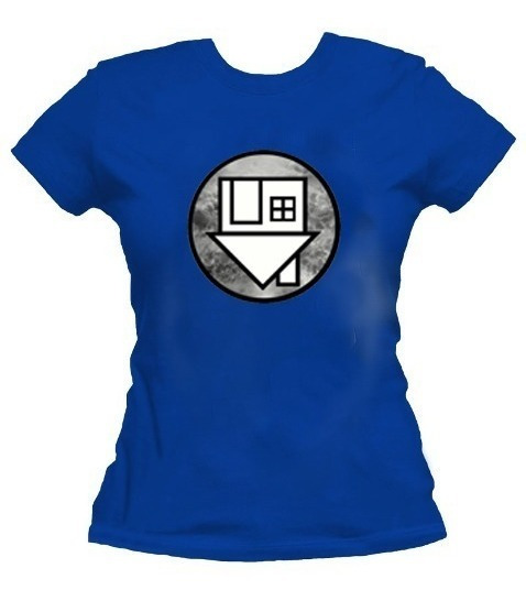 Kit C/7 Camiseta Baby Look Feminina The Neighbourhood Camisa