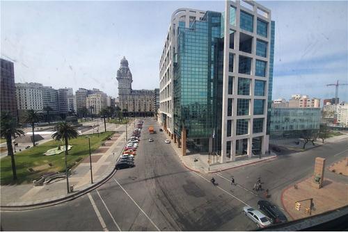 Alquiler Oficina Ciudad Vieja , Excelente Vista!