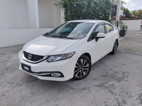 Honda Civic 2014 Recien Importado