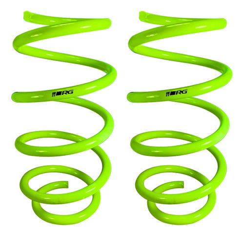 Espirales Progresivos Del Seat Leon 09/10 Rg Sportkit Kit X2