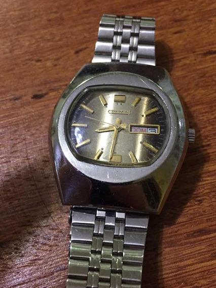 Relógio Original Automático Masculino Citizen