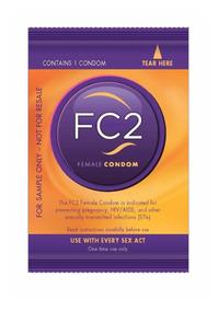 Condones Femeninos Fc2 10 Piezas X 547.9 Pesos