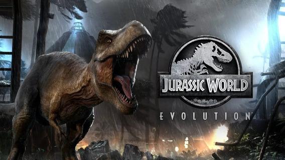 Jurassic World Evolution Deluxe Steam Cd Key Original Pc