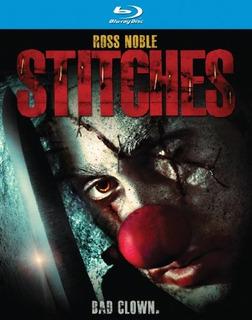 Blu-ray : Stitches (blu-ray)
