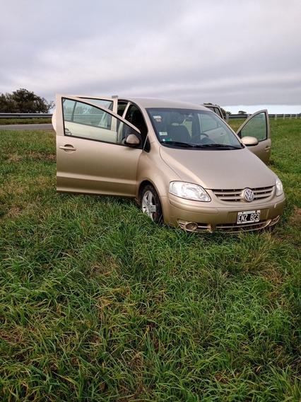 Volkswagen Fox 1.6 Trendline 2004