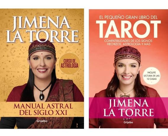 Pack Jimena La Torre - Manual Astral Del Siglo Xxi + 1