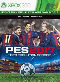 Pes 2017 | Xbox 360 | Digital | Transf. Licença Dublado