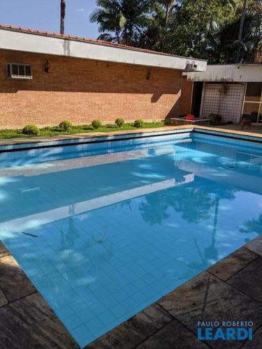 Casa Térrea - Alto Da Boa Vista  - Sp - 610293
