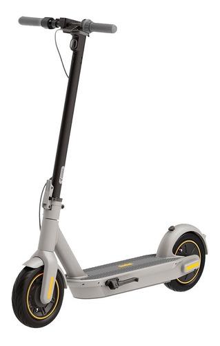 Patineta Scooter Eléctrica Ninebot Segway Max Lp + Seguridad