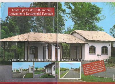 Terreno No Village Ipanema, Leve Declive. Excelente Local.