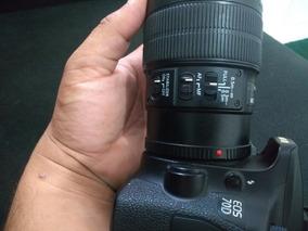 Lente Canon 100mm/f2.8 Macro Série L