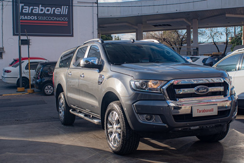 Ford Nueva Ranger Dc 4x4 Ltd At 3.2l D Taraborelli Usados #