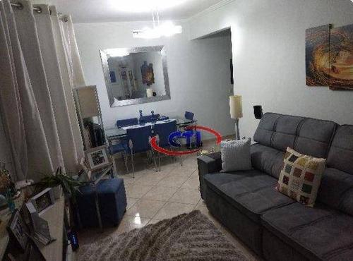 Apartamento À Venda, Assunção, São Bernardo Do Campo. - Ap2671