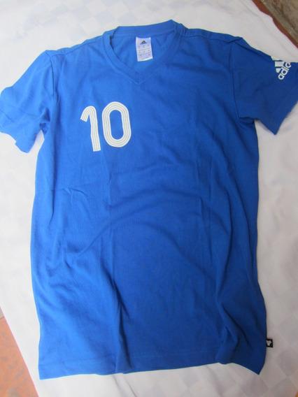 adidas Camiseta Futbol N° 10
