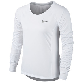 11534e3aac Camiseta Nike Branca Manga Longa - Calçados, Roupas e Bolsas no ...