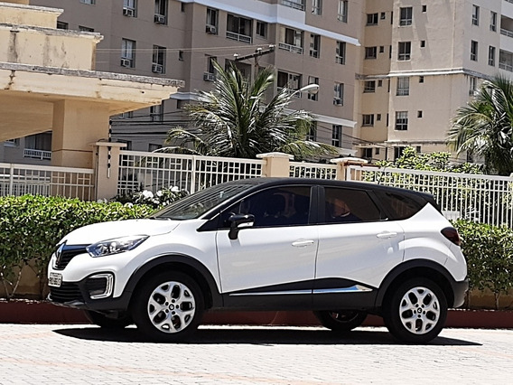 Renault Captur 1.6 16v Life Sce X-tronic 5p 2018