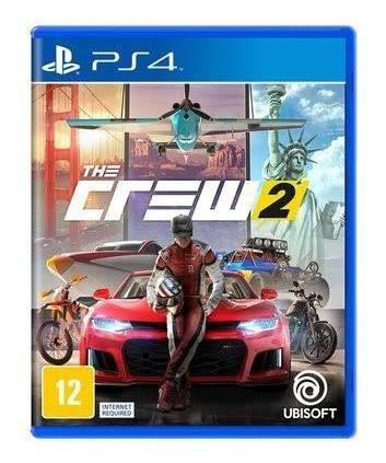 The Crew 2- The Crew 2 Ps4- Envio Imediato