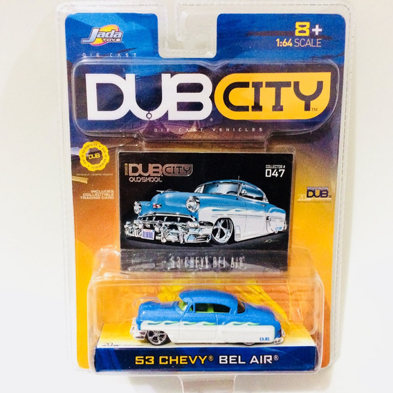 Jada Dub City 53 Chevy Bel Air Oldskool Classic